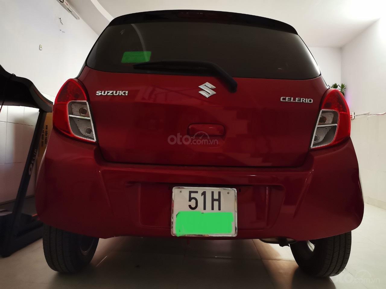 Bán nhanh chiếc Suzuki Celerio 1.0 CVT, lăn bánh 12.000km (3)