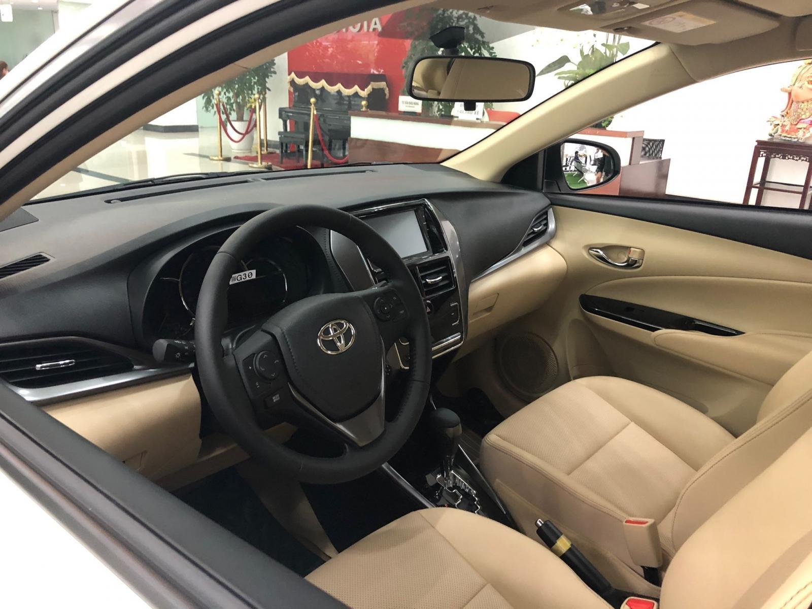 Giá xe Toyota Vios cập nhật chi tiết - Ảnh 2.