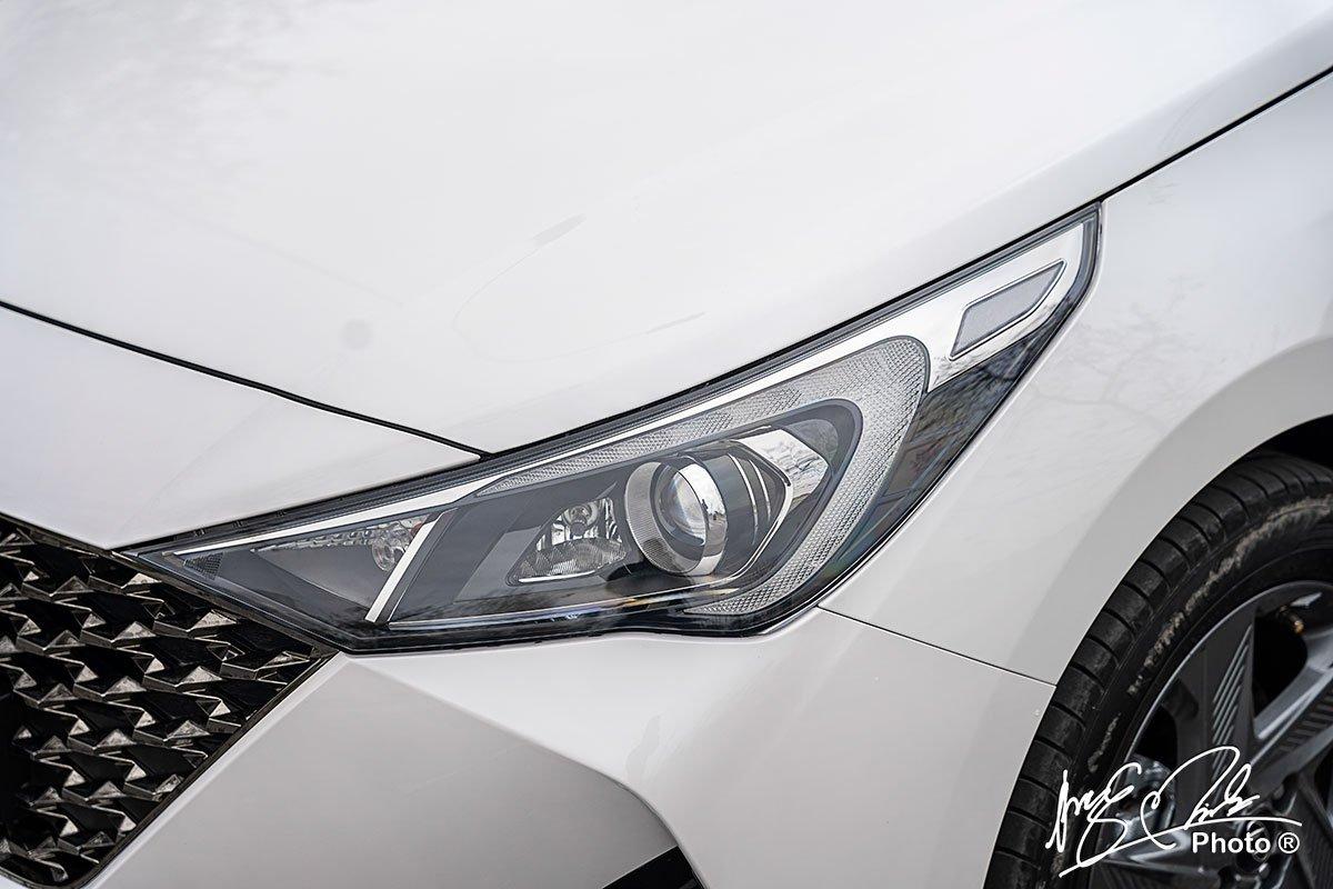 Ảnh Đèn pha xe Hyundai Accent 2021 a1