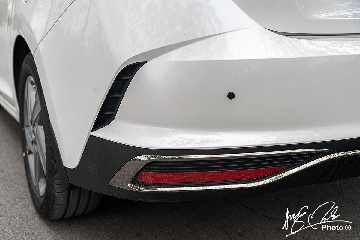 Ảnh Cản sau xe Hyundai Accent 2021