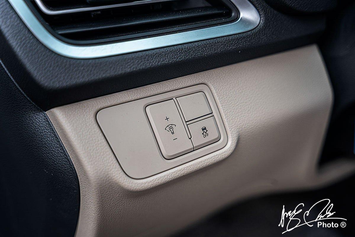 Trang bị an toàn trên Hyundai Accent 2021.