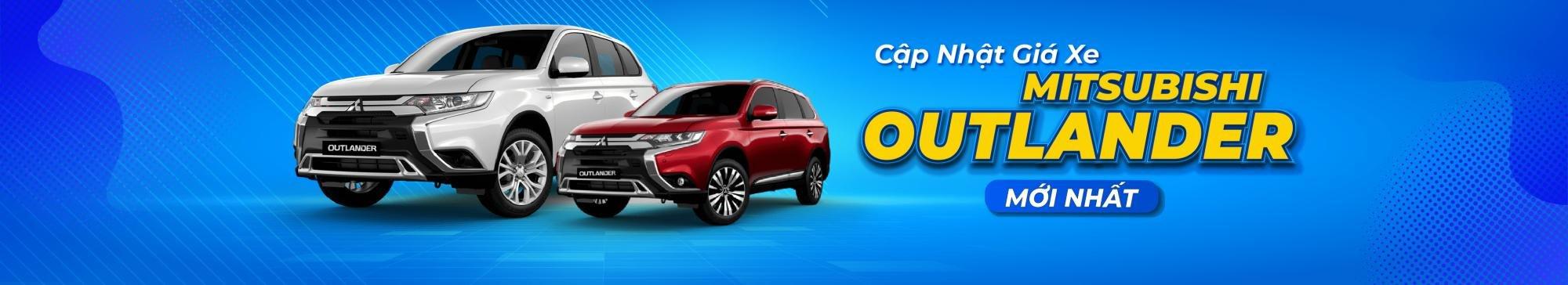 Giá xe Mitsubishi Outlander web Home
