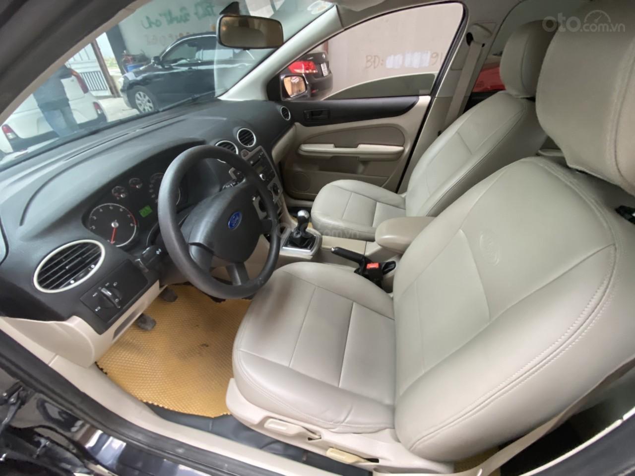 Xe Ford Focus đời 2008, xe đẹp xuất sắc không lỗi nhỏ, giá 185 triệu (4)