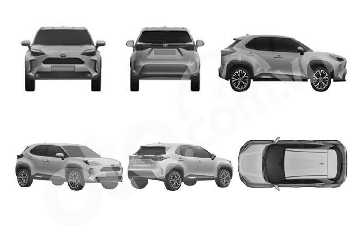 Hé lộ thêm bằng chứng Toyota Yaris Cross có thể ra mắt tại Việt Nam - Ảnh 2.