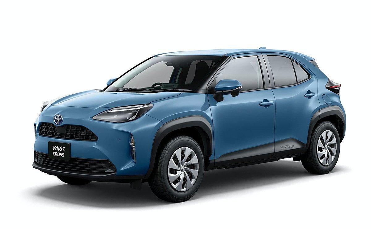 Hé lộ thêm bằng chứng Toyota Yaris Cross có thể ra mắt tại Việt Nam.