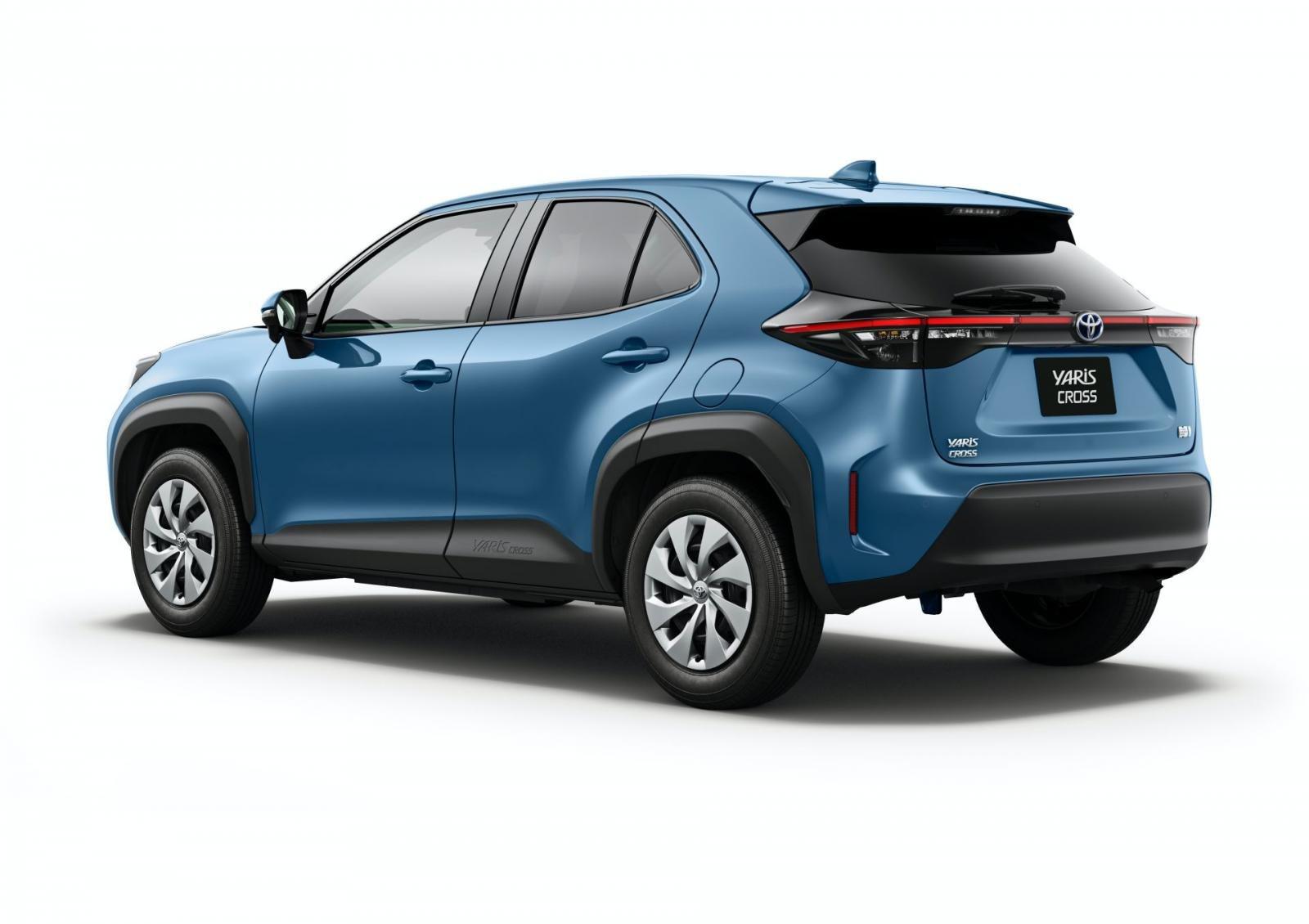 Hé lộ thêm bằng chứng Toyota Yaris Cross có thể ra mắt tại Việt Nam - Ảnh 1.