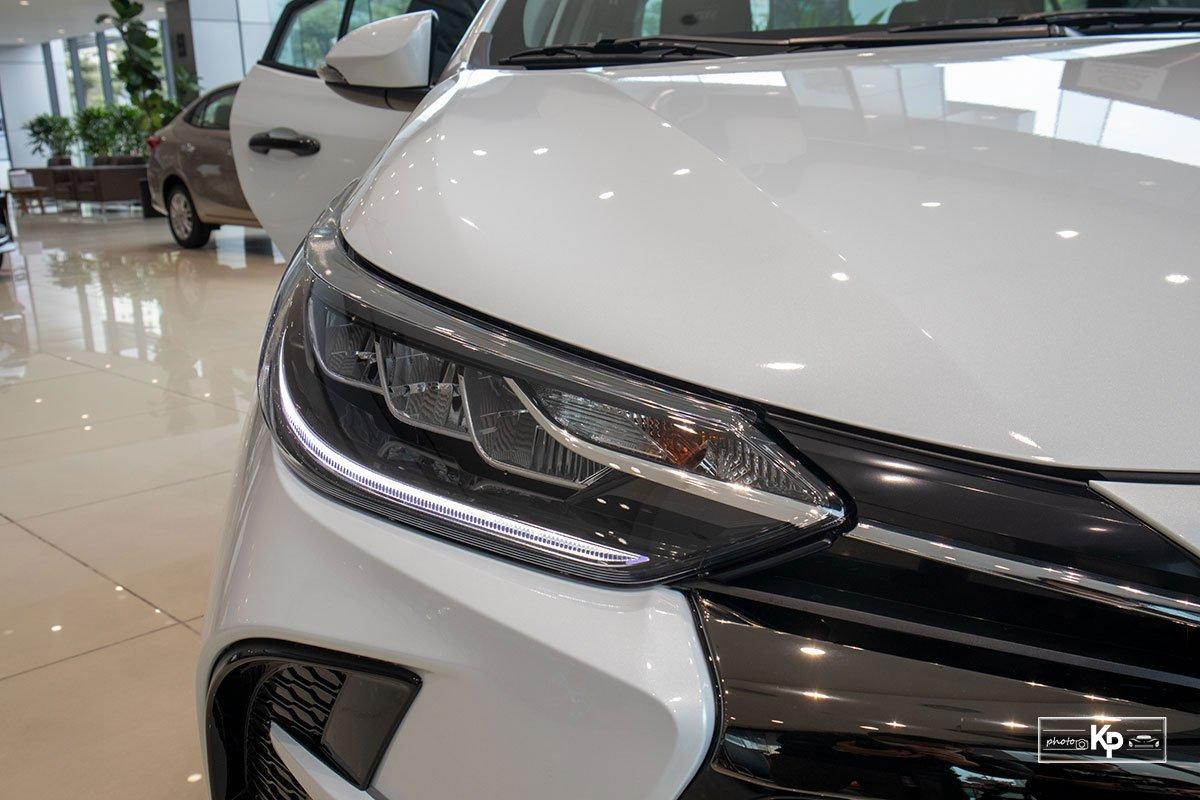 Cận cảnh Toyota Vios GR-S 2021, có gì để đấu Honda City RS? a3
