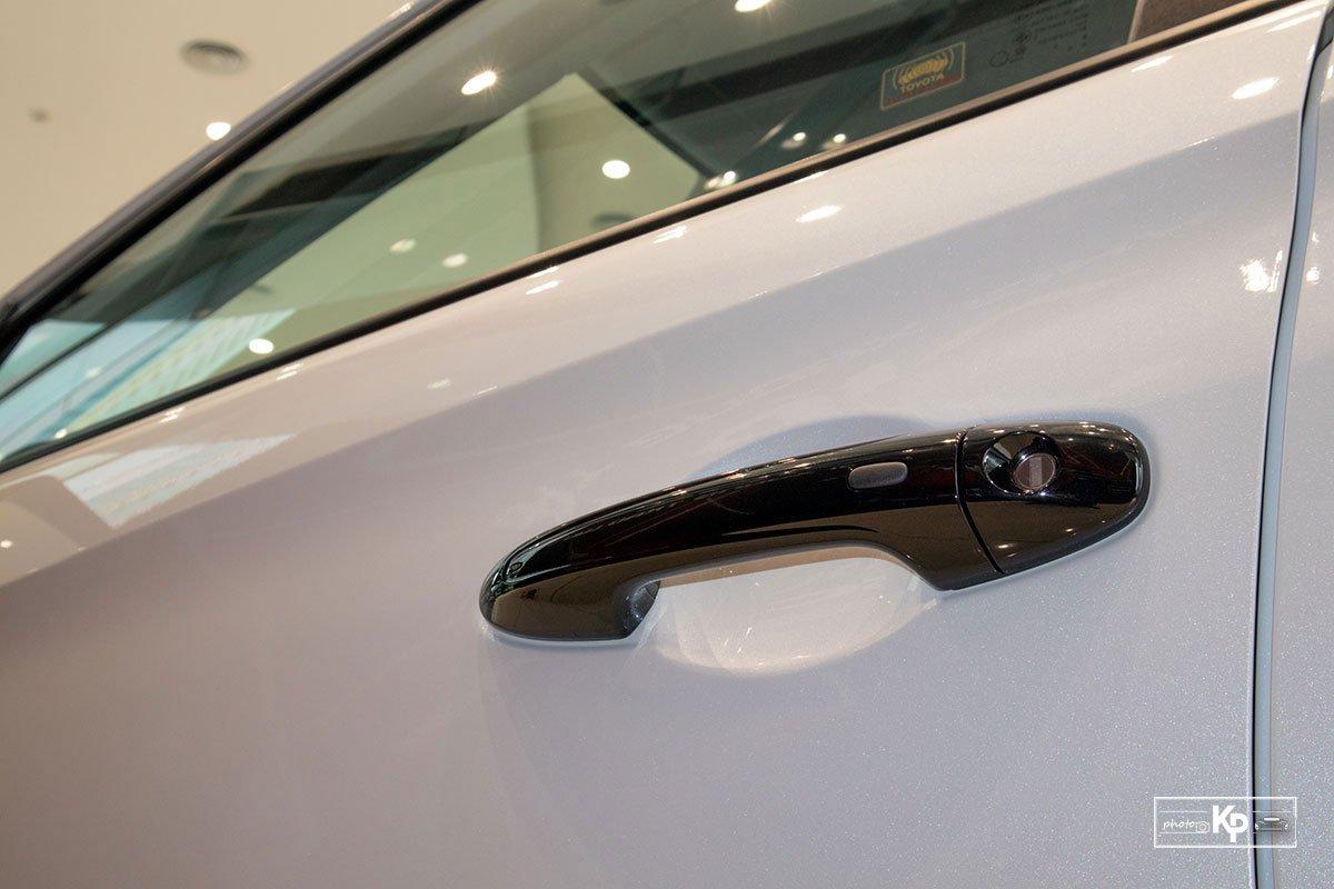 Cận cảnh Toyota Vios GR-S 2021, có gì để đấu Honda City RS? a10