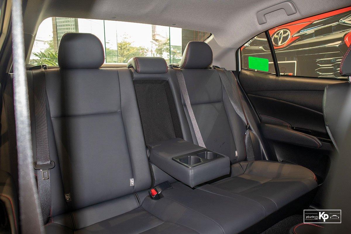 Cận cảnh Toyota Vios GR-S 2021, có gì để đấu Honda City RS? a23