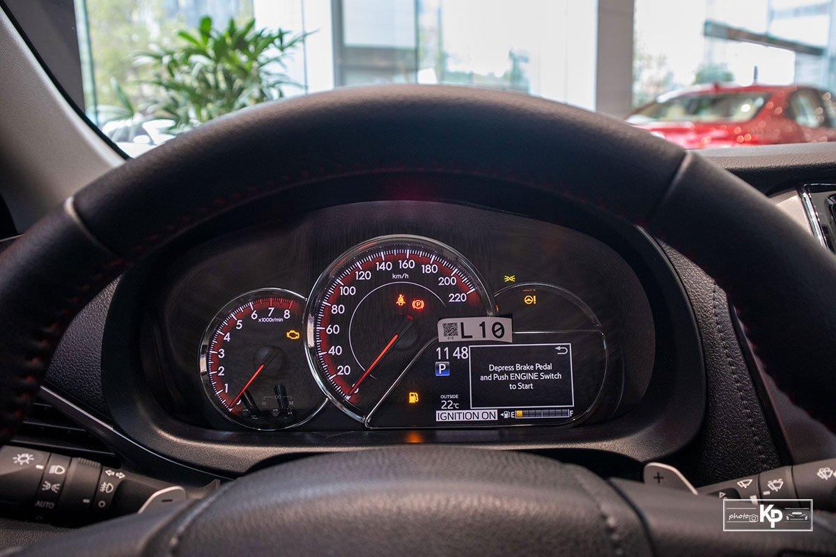 Cận cảnh Toyota Vios GR-S 2021, có gì để đấu Honda City RS? a18