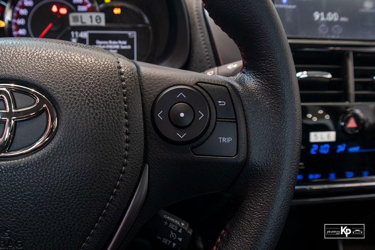 Cận cảnh Toyota Vios GR-S 2021, có gì để đấu Honda City RS? a20
