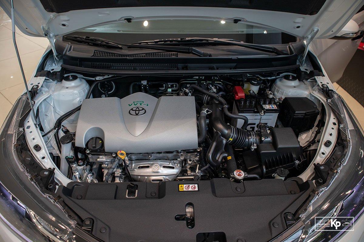 Cận cảnh Toyota Vios GR-S 2021, có gì để đấu Honda City RS? a29
