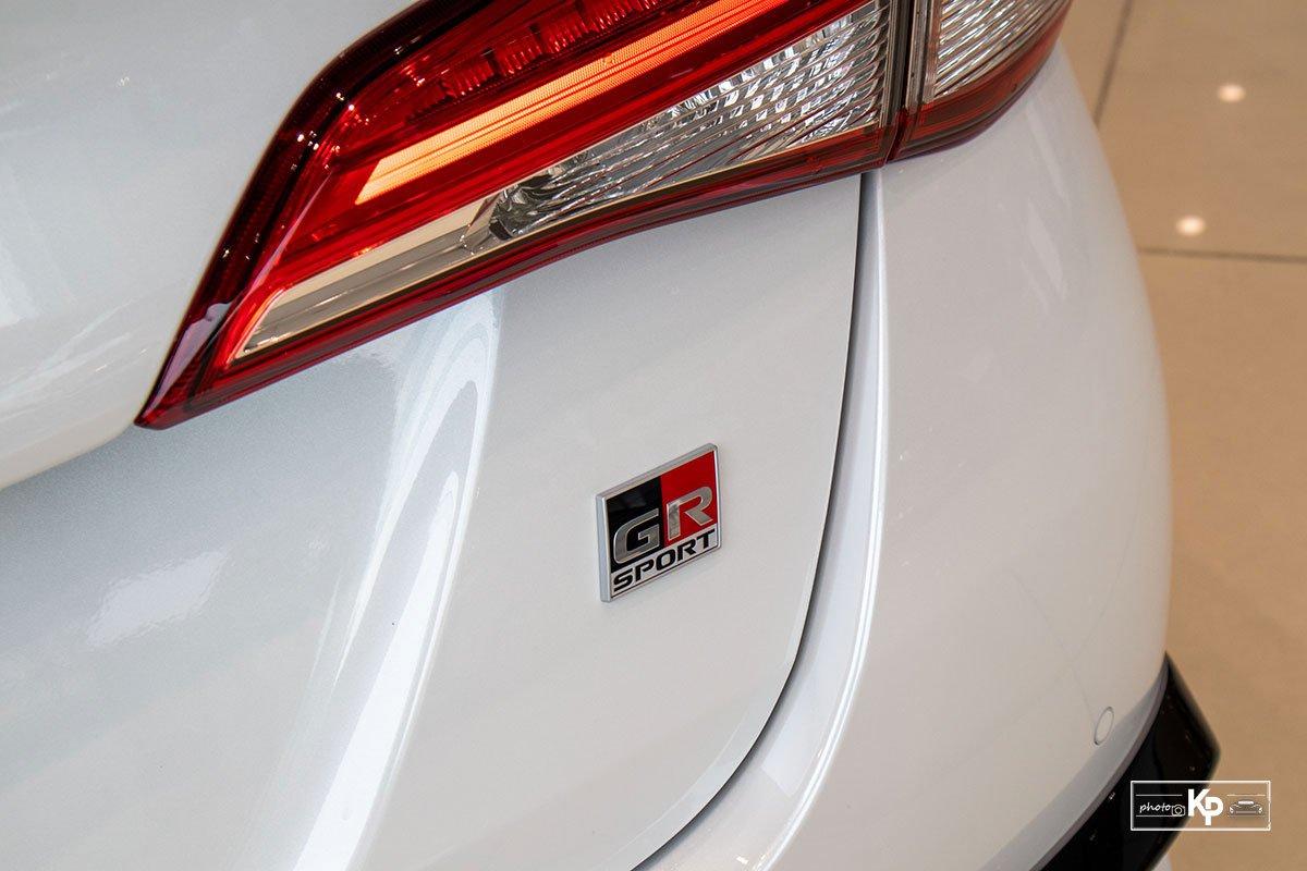Cận cảnh Toyota Vios GR-S 2021, có gì để đấu Honda City RS? a13