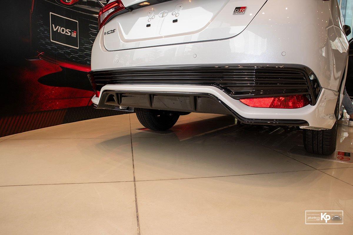 Cận cảnh Toyota Vios GR-S 2021, có gì để đấu Honda City RS? a15