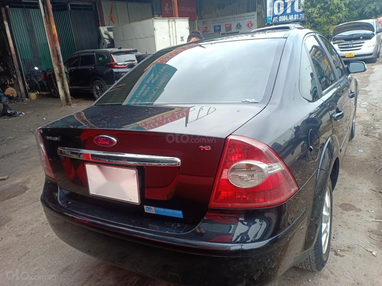 Xe Ford Focus đời 2008, xe đẹp xuất sắc không lỗi nhỏ, giá 185 triệu (1)