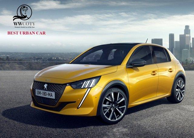 Peugeot 208 - Xe đô thị xuất sắc nhất.