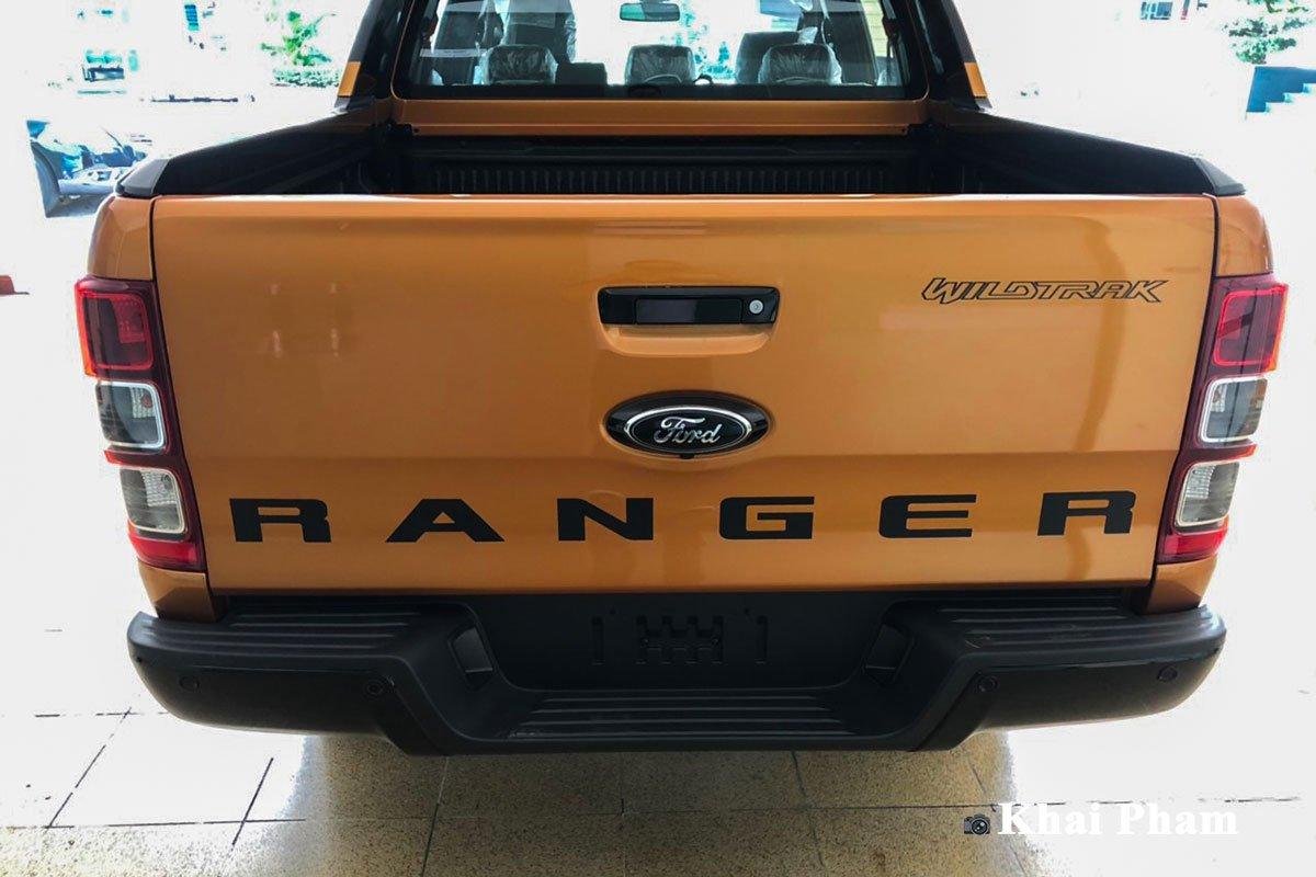 Thiết kế thùng xe Ford Ranger 2021 1