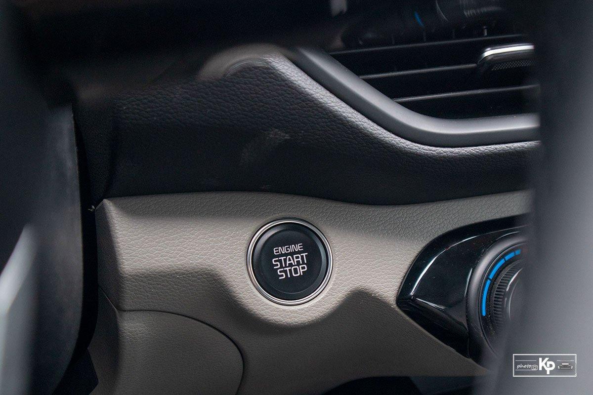 Ảnh Nút khởi động xe Kia Cerato 1.6L Luxury 2021