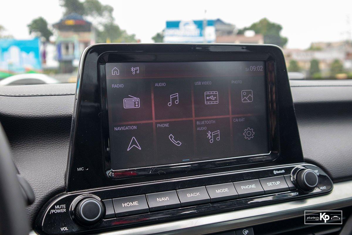 Ảnh Màn hình xe Kia Cerato 1.6L Luxury 2021