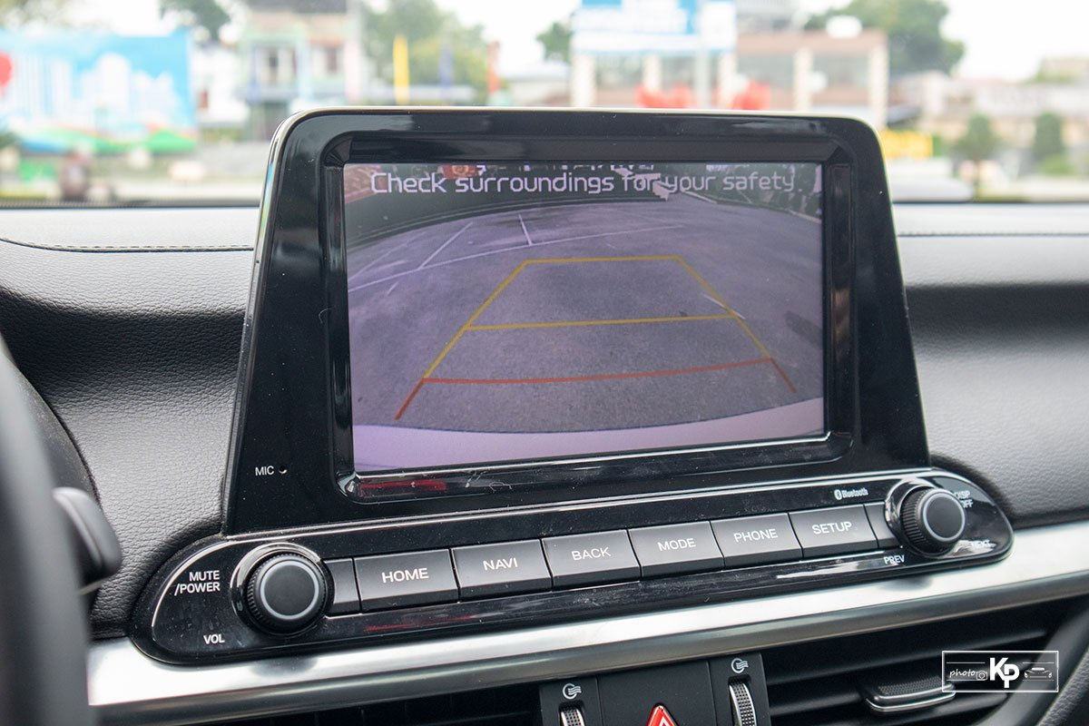 Ảnh An toàn xe Kia Cerato 1.6L Luxury 2021