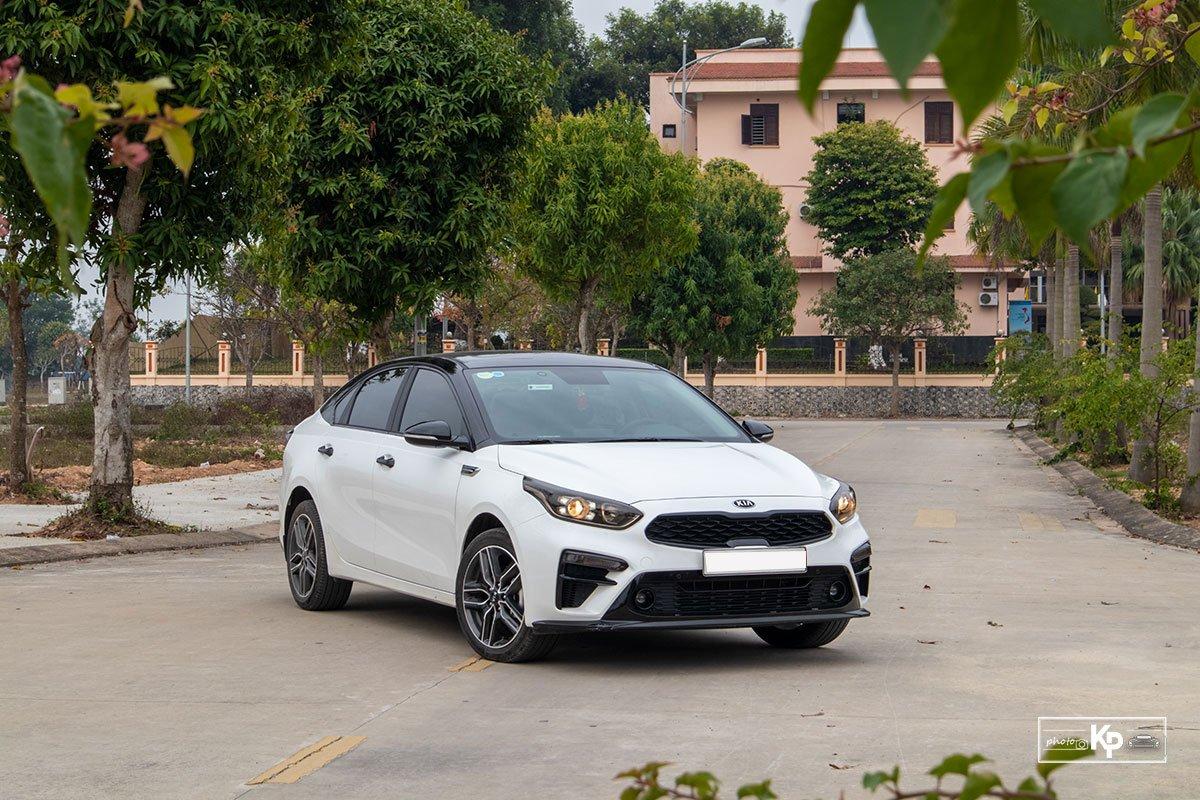 Ảnh Giới thiệu xe Kia Cerato 1.6L Luxury 2021