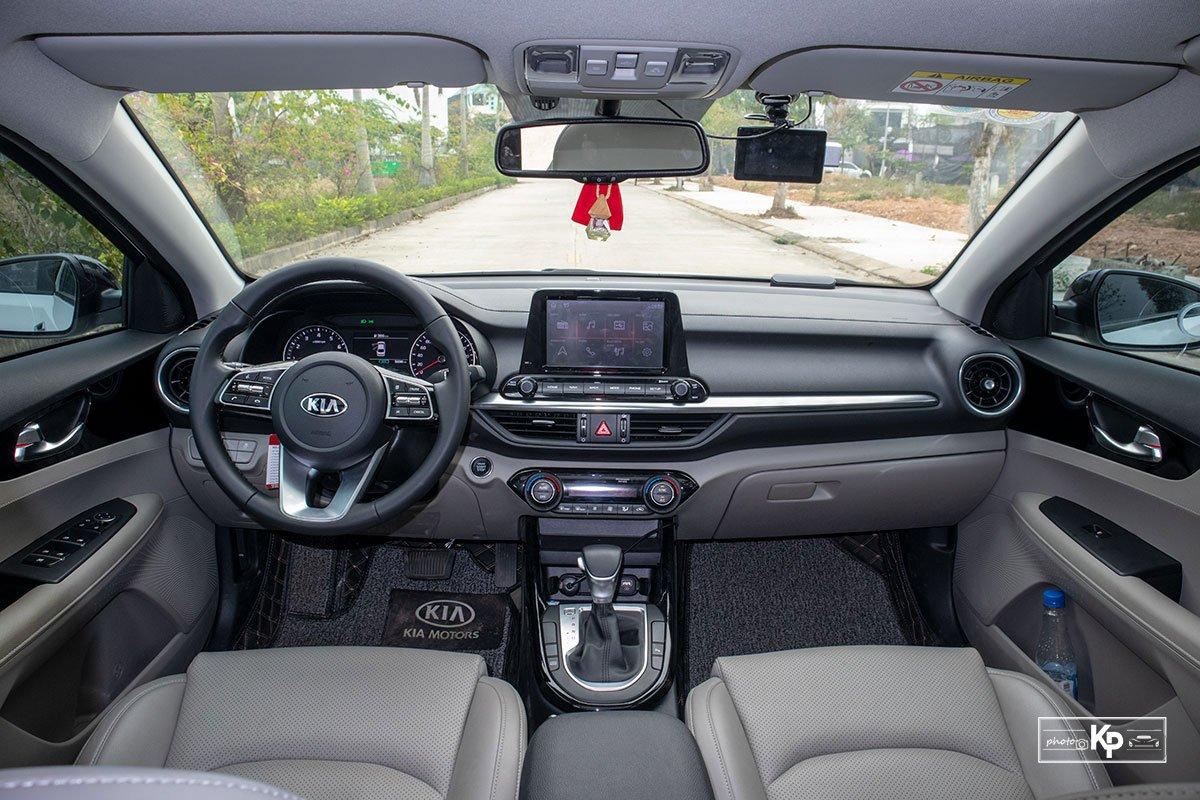 Ảnh Khoang lái xe Kia Cerato 1.6L Luxury 2021