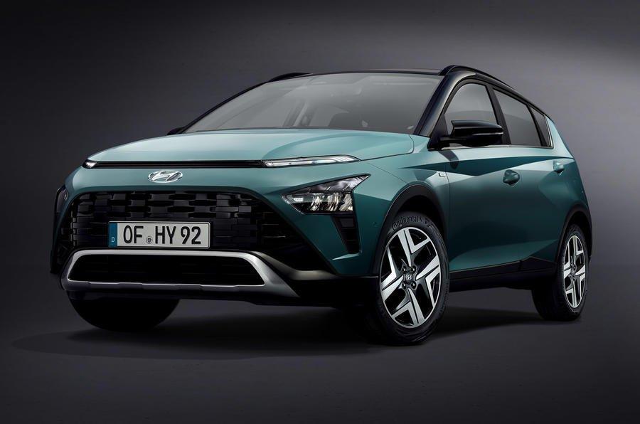 SUV đô thị Hyundai Bayon 2021 ra mắt, giá dự kiến hơn 600 triệu đồng.
