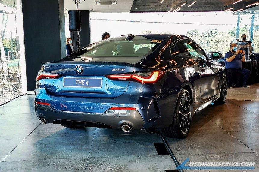 BMW 4-Series 2021 cuốn hút từ mọi góc nhìn.