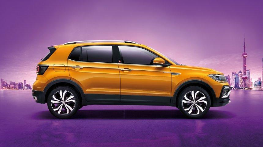Volkswagen T-Cross 2021 sắp đến tay người dùng Philippines.
