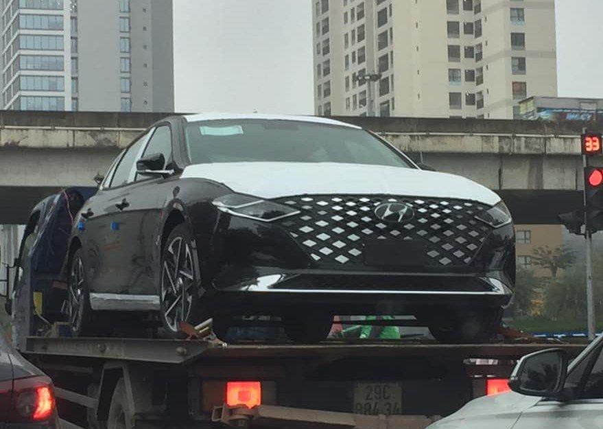 Hyundai Areza 2021 xuất hiện trên phố.