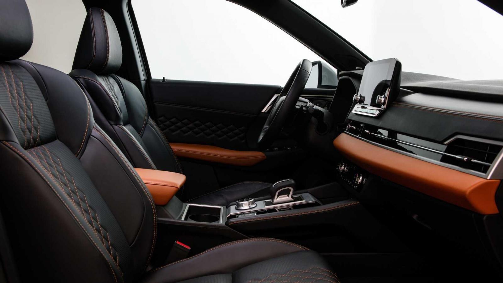 Mitsubishi Outlander 2022 sở hữu các gói nâng cấp đáng quan tâm.