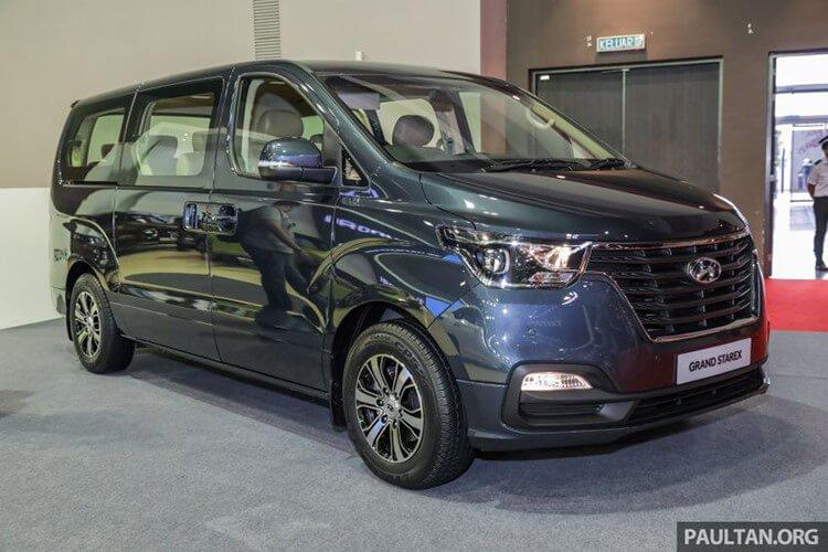 Hyundai Starex 2020.