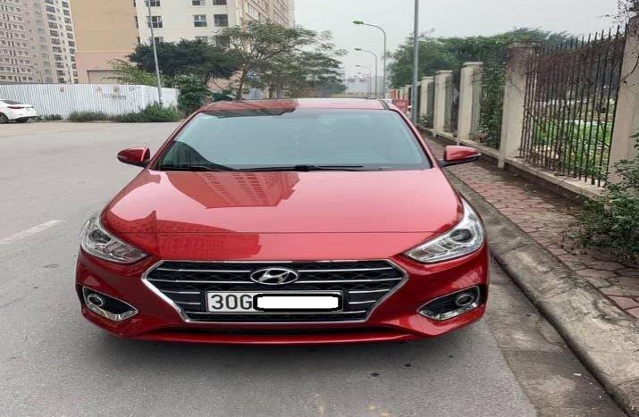 Hyundai Accent 2019 bản đặc biệt .