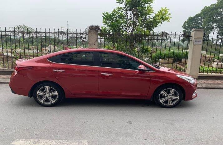 Hyundai Accent 2019 bản đặc biệt.