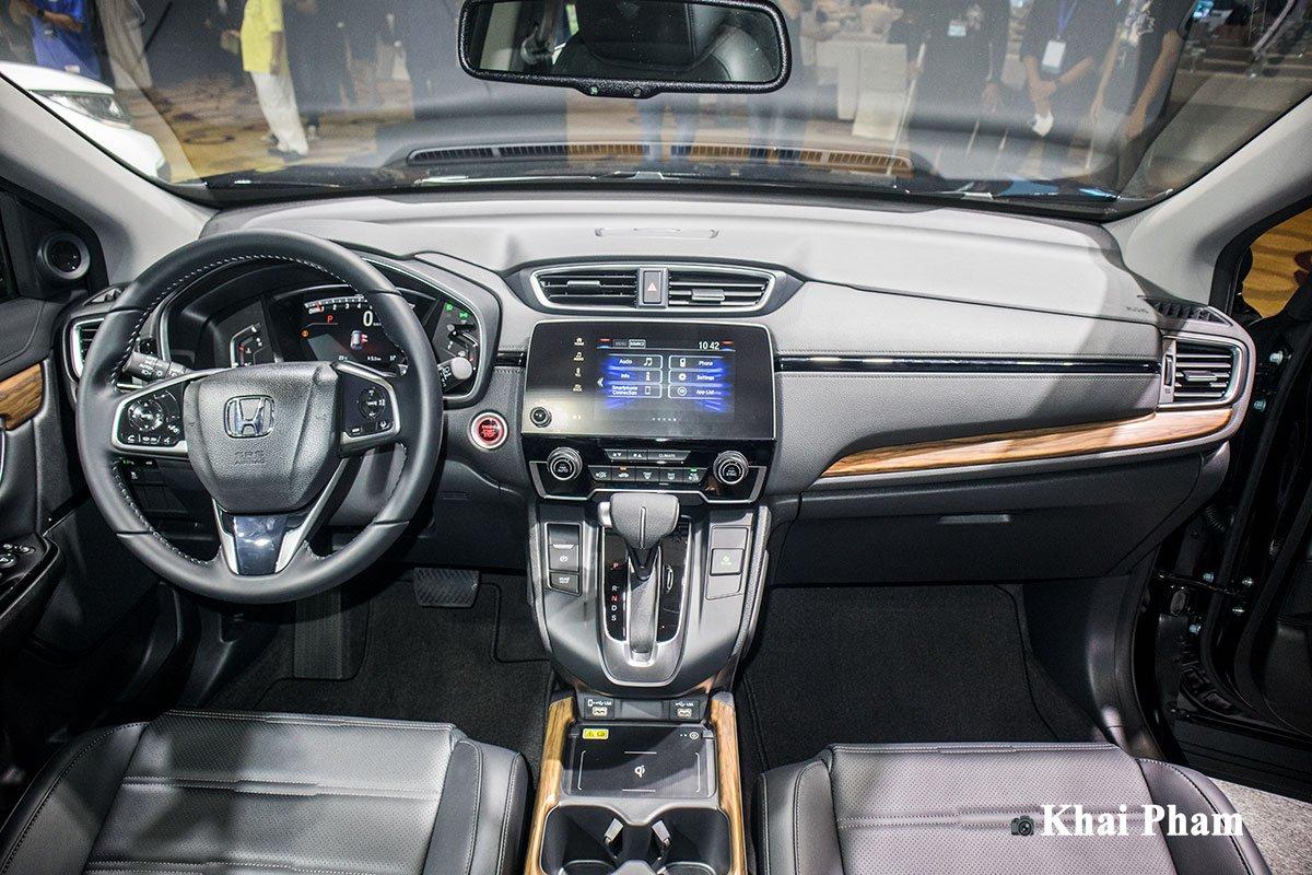 Honda CR-V nhận ưu đãi lên đến 100 triệu đồng tại đại lý - Ảnh 2.