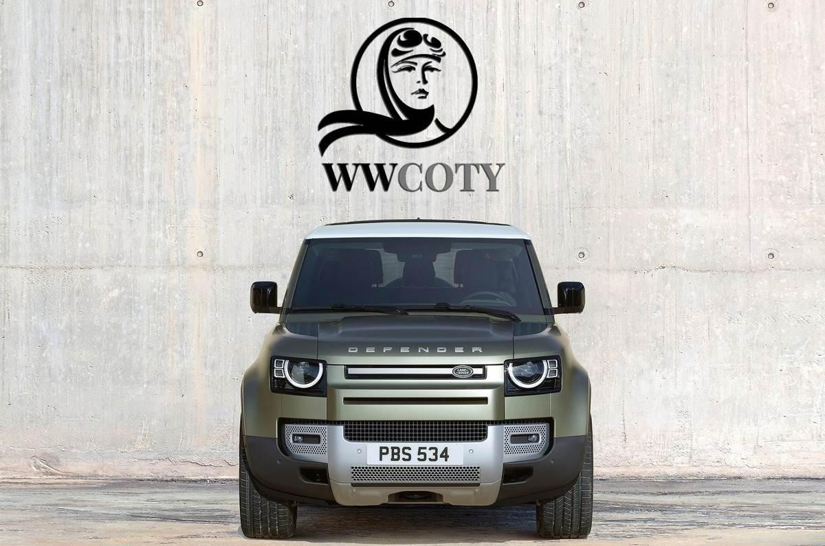 Land Rover Defender thắng giải xe thế giới của năm 2021 do chị em bầu chọn.