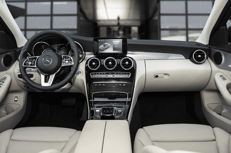 Nội thất Mercedes-Benz C-Class 2021 1.