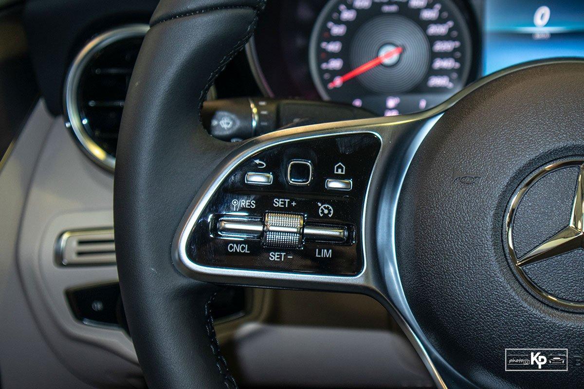Ảnh Nút bấm xe Mercedes-Benz C 180 AMG 2021