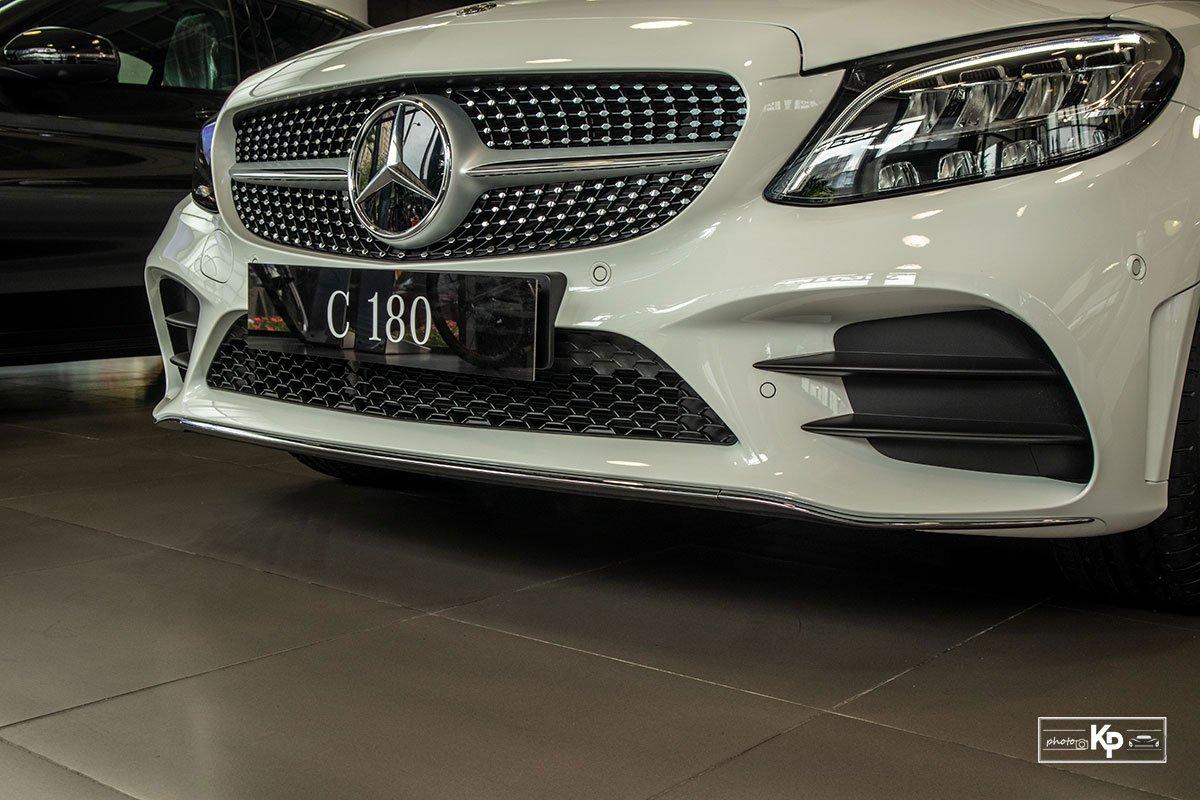 Ảnh Cản trước xe Mercedes-Benz C 180 AMG 2021