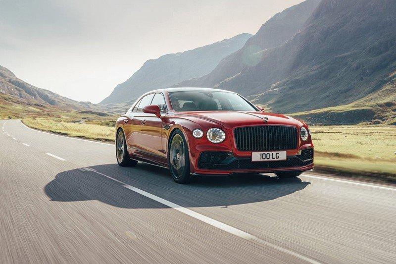 3 chiếc Bentley Flying Spur 2021 sẽ cập bến thị trường Việt trong tháng 3 này 1