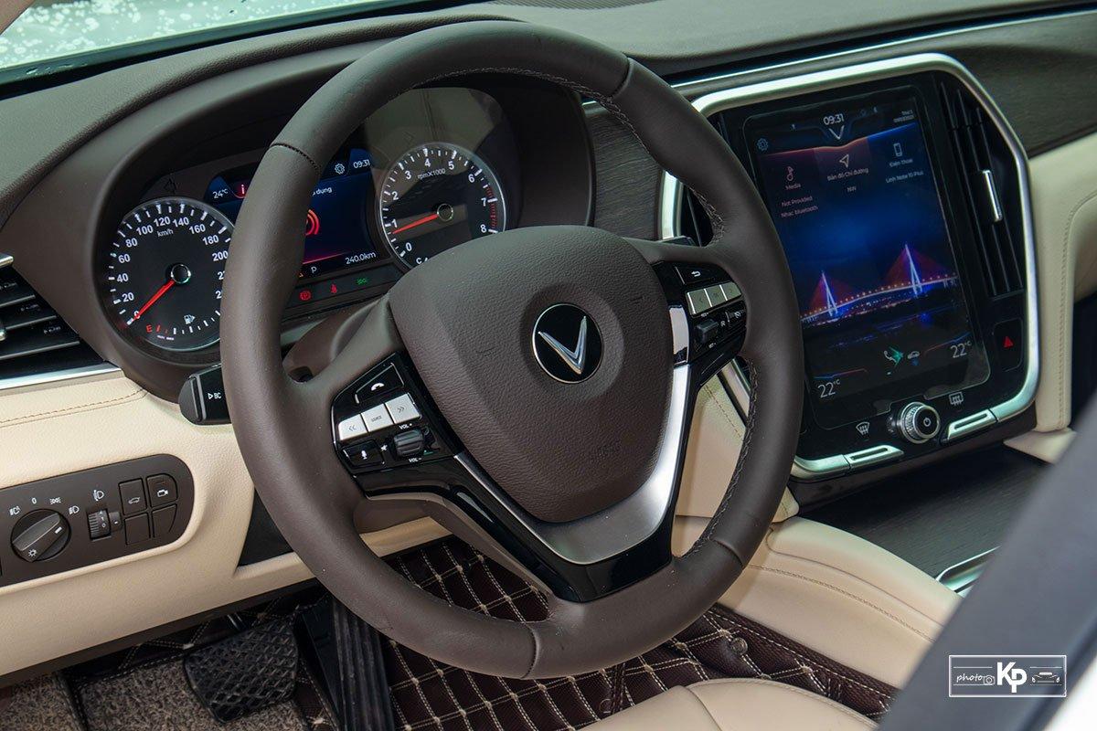 Ảnh Vô-lăng xe VinFast Lux A2.0 2021