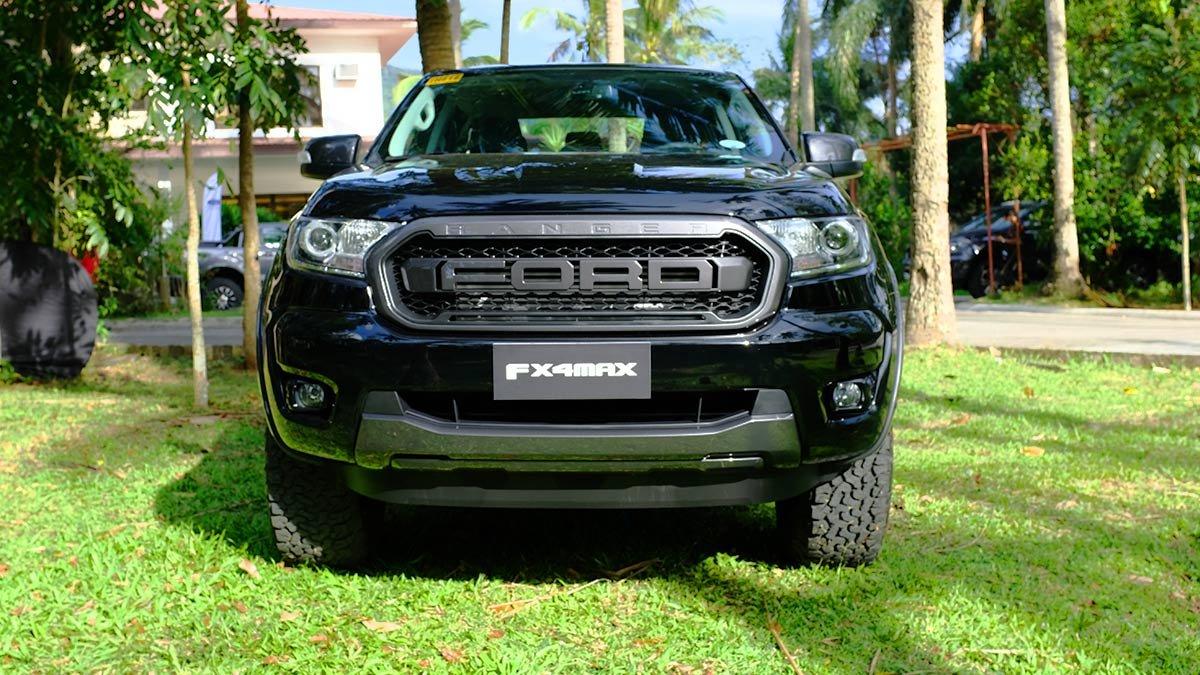 Ford Ranger FX4 Max.