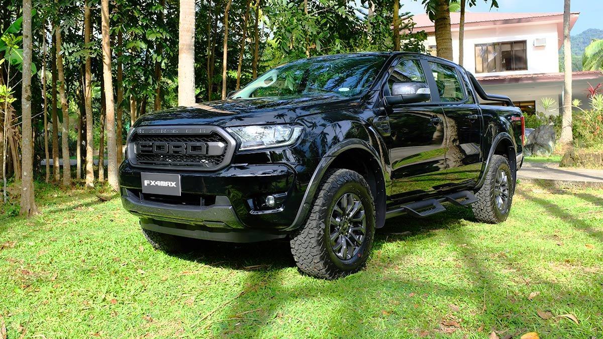 Ford Ranger FX4 MAX 2021.
