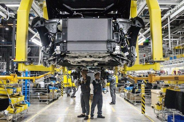 VinFast đang đẩy mạnh sản xuất để đáp ứng tốt nhất nhu cầu của đông đảo khách hàng trên cả nước 1
