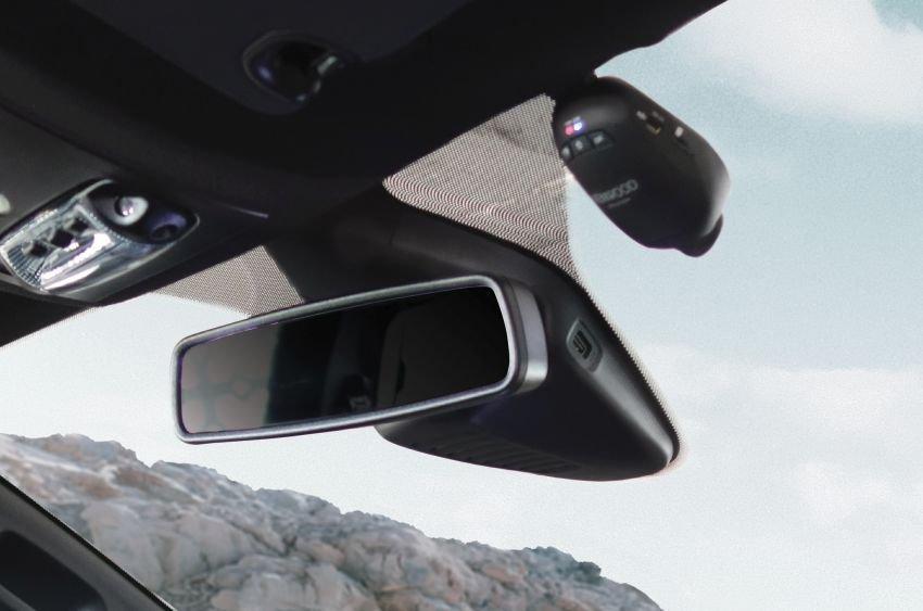 Ford Ranger Raptor X Special Edition tích hợp các tính năng hiện đại.