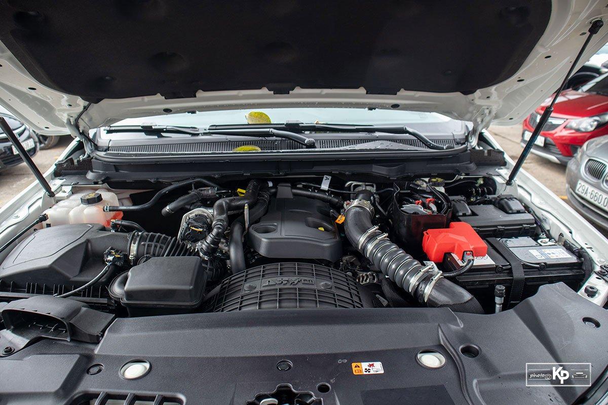 Ảnh Động cơ xe Ford Everest Sport 2021