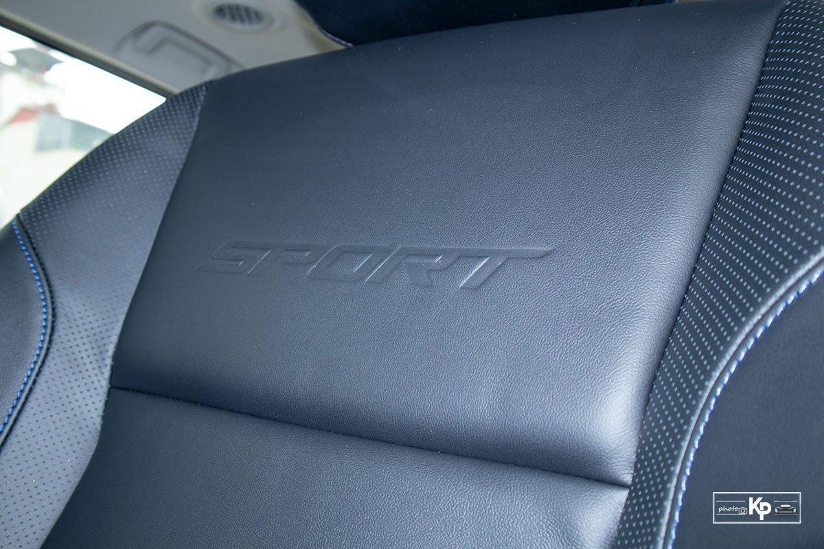 Ảnh Sport xe Ford Everest Sport 2021