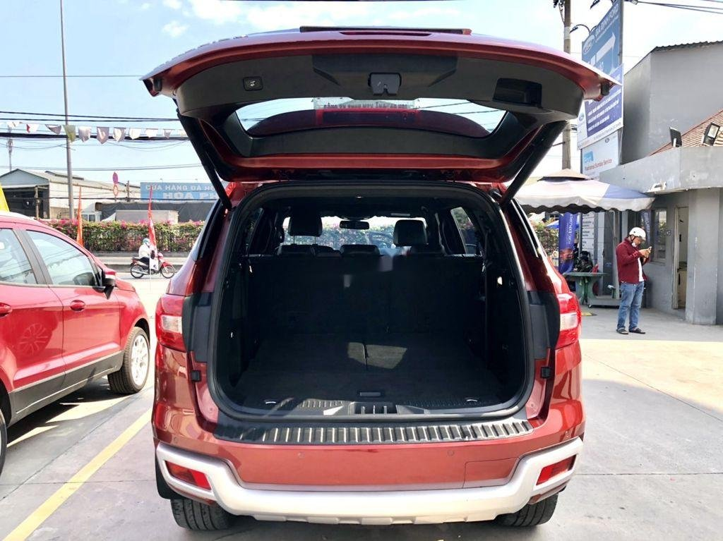 Bán Ford Everest 2019, màu đỏ, xe nhập còn mới (4)
