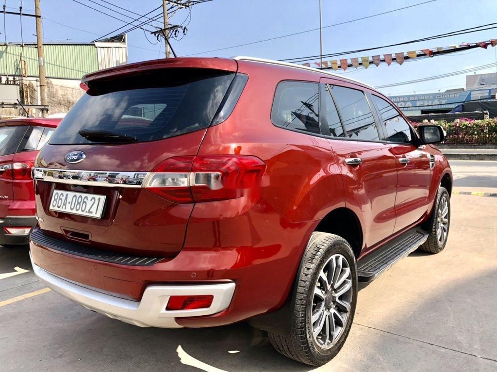 Bán Ford Everest 2019, màu đỏ, xe nhập còn mới (2)