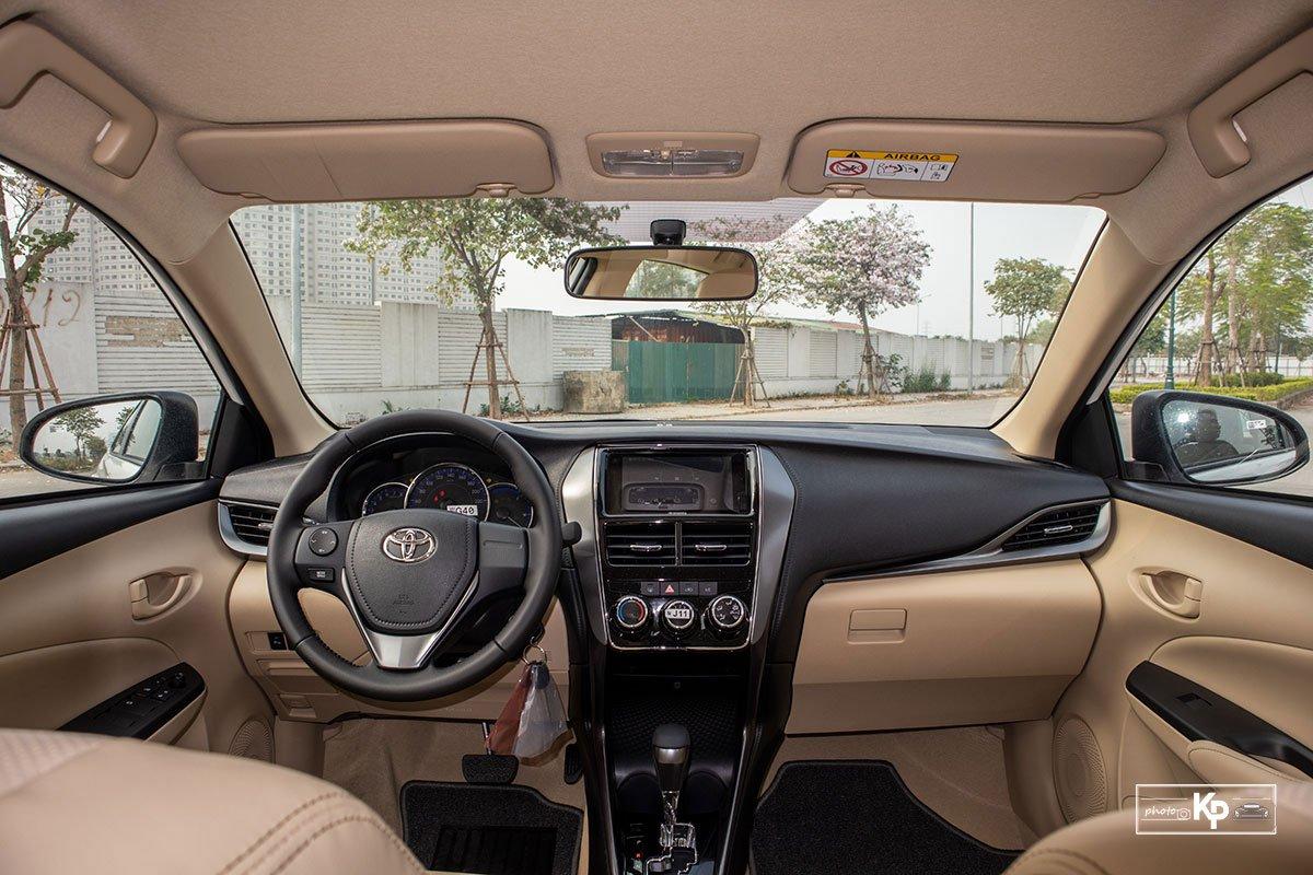 Toyota Vios tiếp tục sụt giảm trong phân khúc sedan hạng B tháng 2/2021 - Ảnh 1.